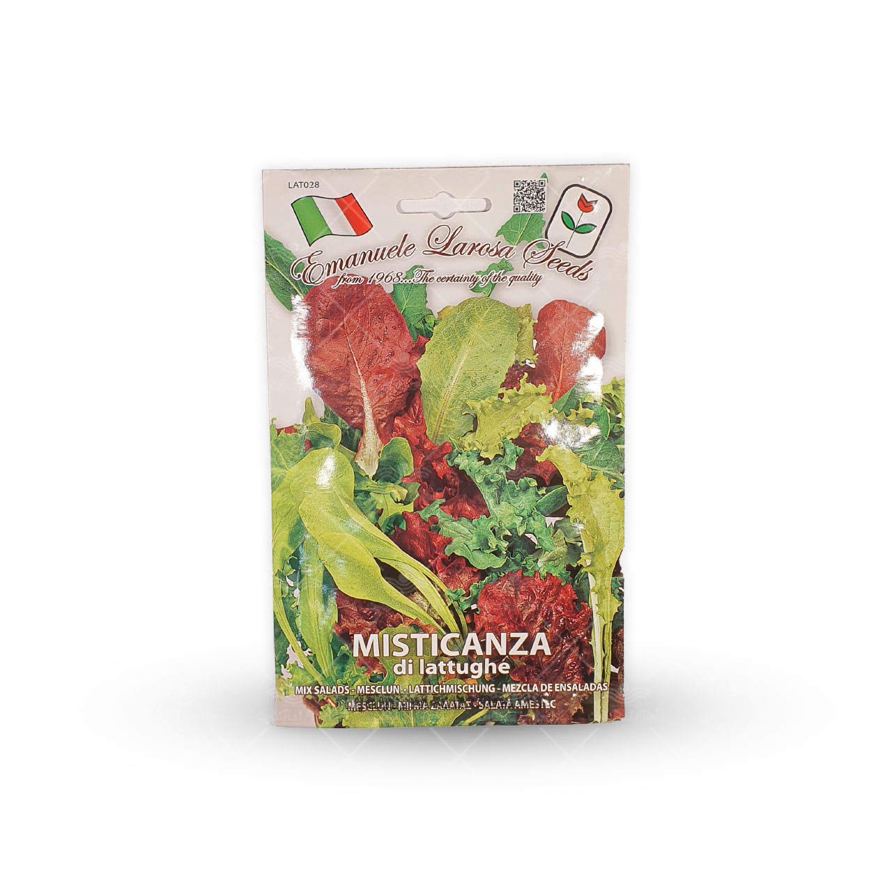 بذر سبزی سالادی میکس ایتالیایی