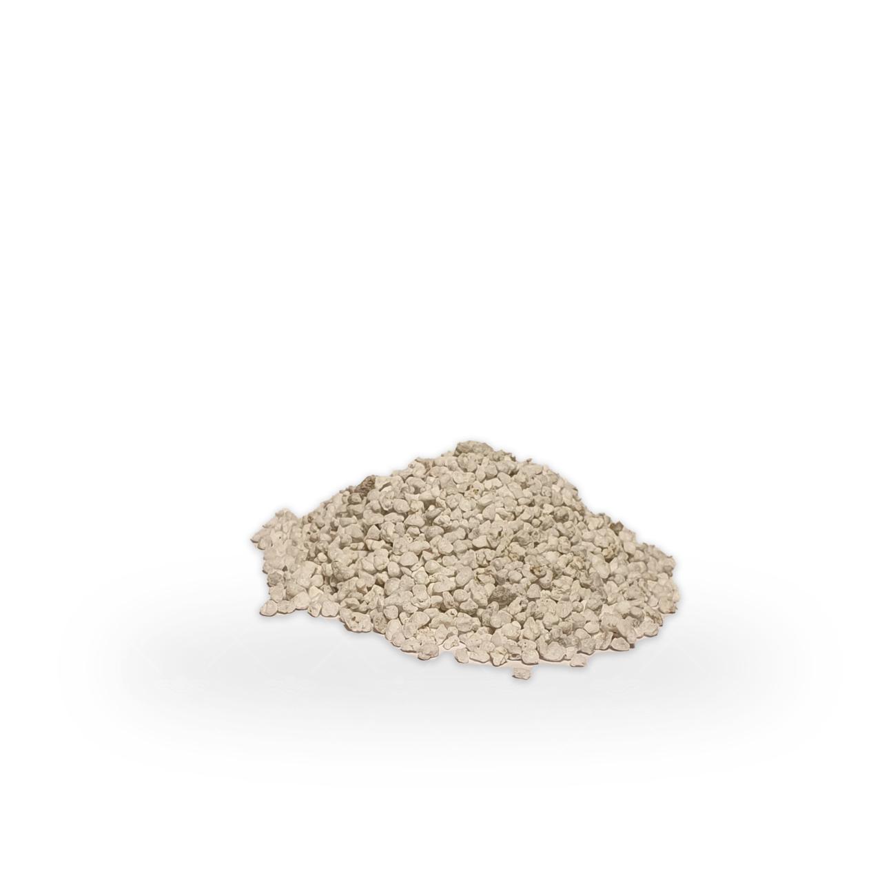 خاک پرلیت کشاورزی دانه متوسط 3 الی 5 میلیمتری
