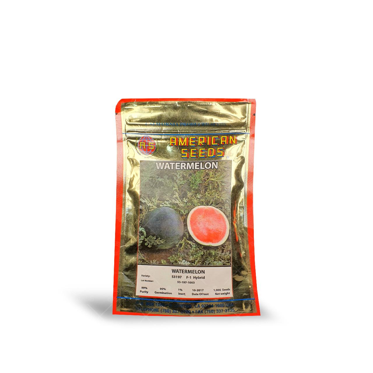 بذر هندوانه شوگر بیبی امریکن سیدز
